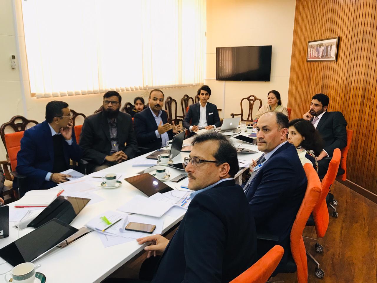 Meeting of the Sub-Group on SDGs Scorecards