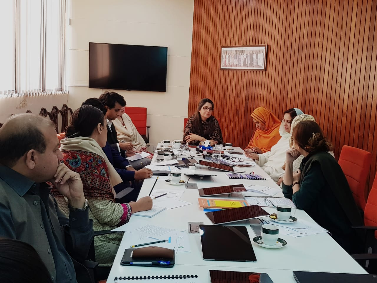 10 March 2020: CONSULTATION WITH STAKEHOLDERS ON SDGs 5 – GENDER EQUALITY