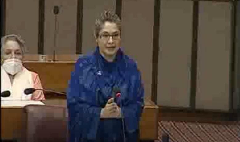 Budget speech 2020 Hon. MNA Ms. Shandana Gulzar Khan – Convener SDG-5