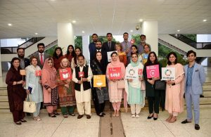 Child Rights Legislative Review by SDGs Task Force Special-Committee with UNICEF Pakistan