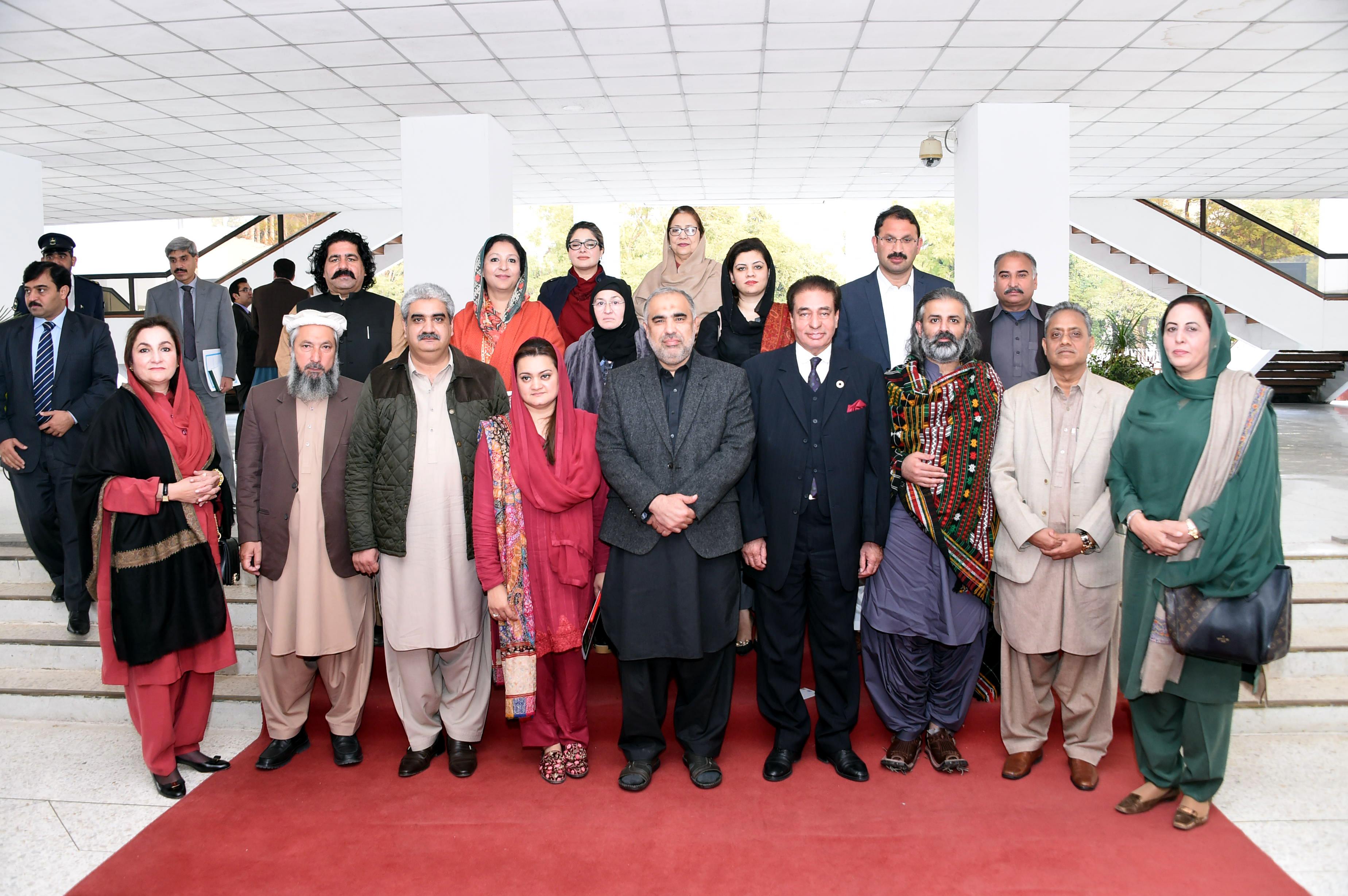 First SDGs Taskforce Meeting