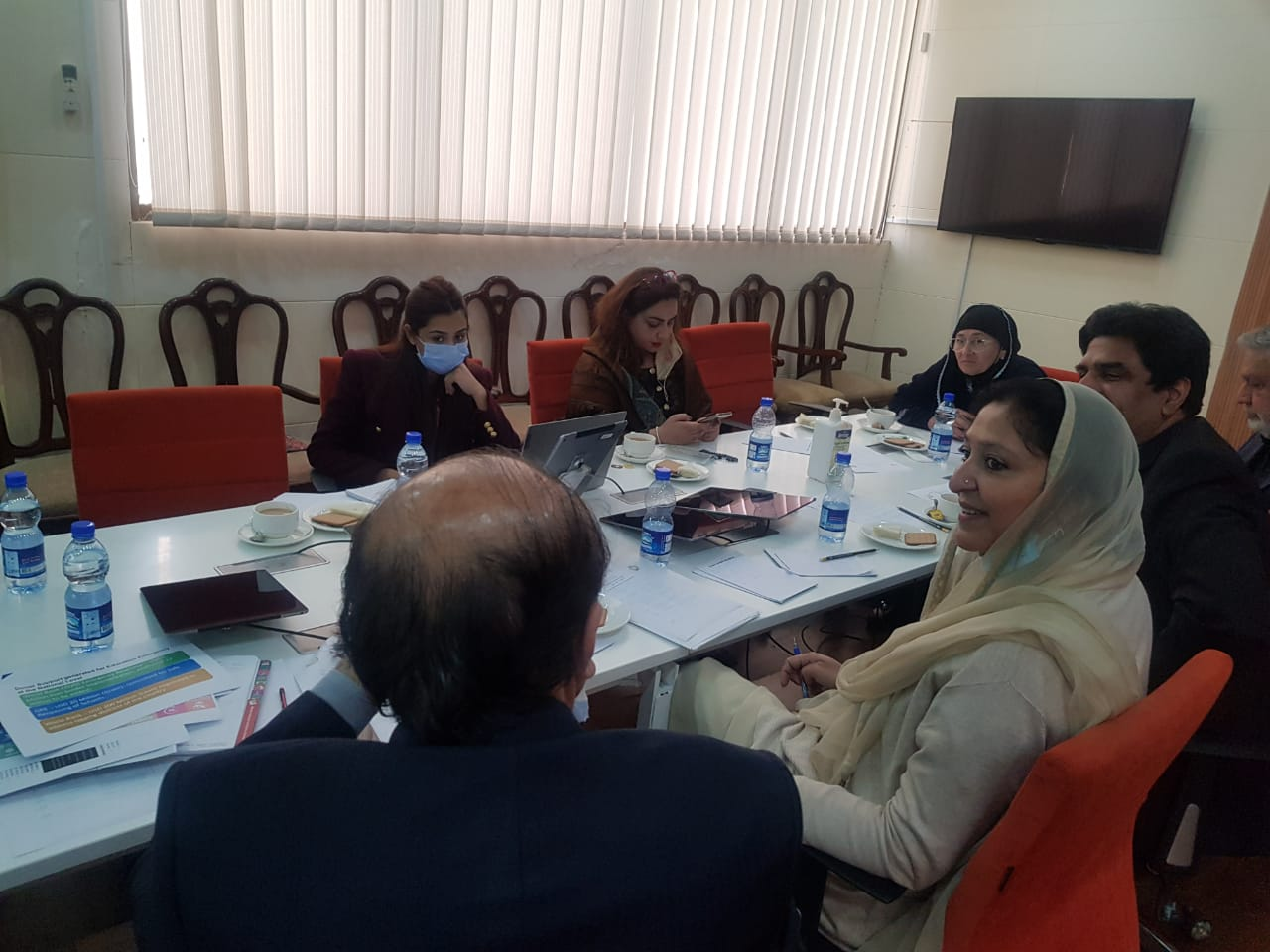 Sub-Group on SDG 4 meets to discuss Implication of Covid-19 on education sector