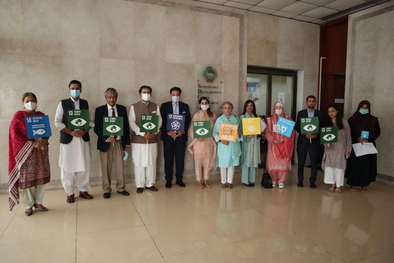 SDGs Secretariat celebrates World Environment Day