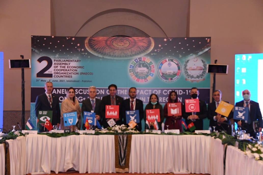PAECO Members re-affirm their commitment to jointly mitigate the impacts of COVID-19 on SDGs implementation in the region